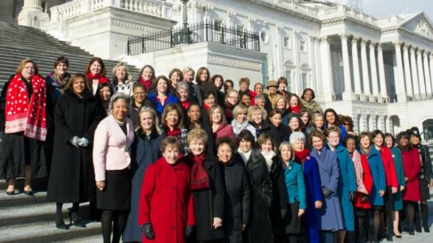 Women in 114th Congress.