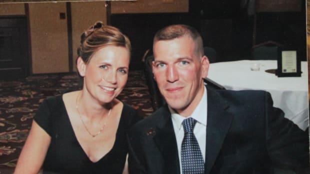 Beth And Brendan O'Rourke.