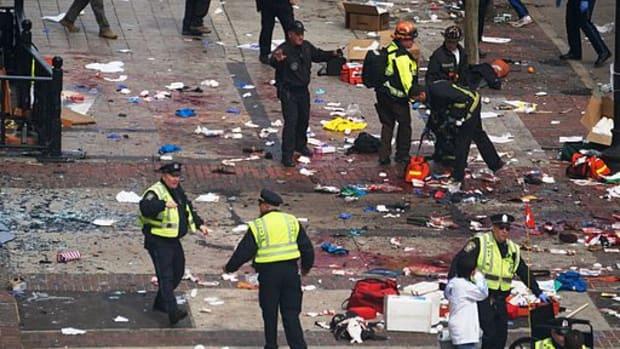 Boston Marathon Bombing.