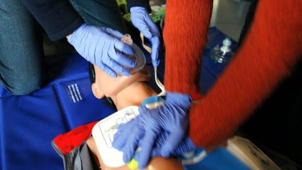 Resuscitation Training.