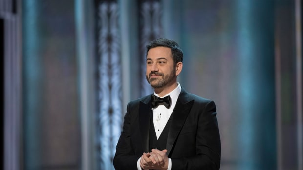 Jimmy Kimmel Slams Trump Following School Shooting (Video) Promo Image