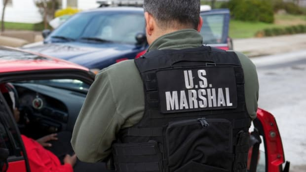 Man Says U.S. Marshal Broke His Jaw Over $81 Fine (Video) Promo Image