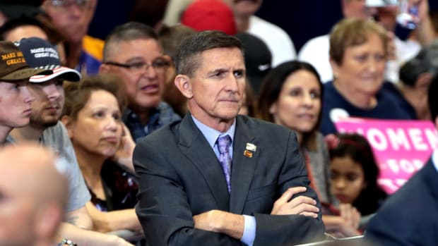 Report: Flynn Ally Sought Hacked Clinton Emails Promo Image