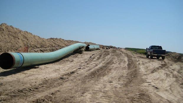 Keystone XL Pipeline Runs Into Financial Issues Promo Image