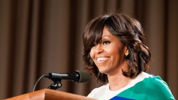 Michelle Obama Absent From Recent Stop On Vacation Promo Image