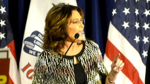 Palin: Don't Call Black Lives Matter 'People' (Video) Promo Image