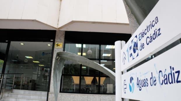 Garcia's Office Building In Cadiz, Spain