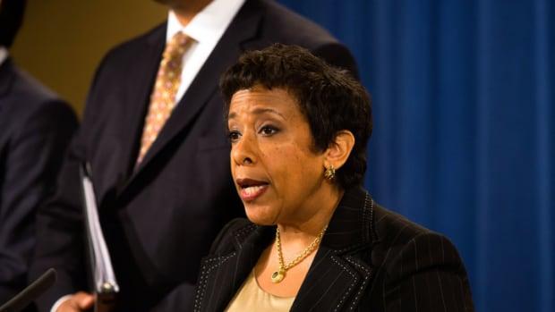 United States Attorney General Loretta Lynch