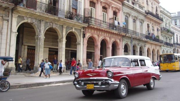 Obama's Visit Won't Make Cuba A Democracy Overnight Promo Image