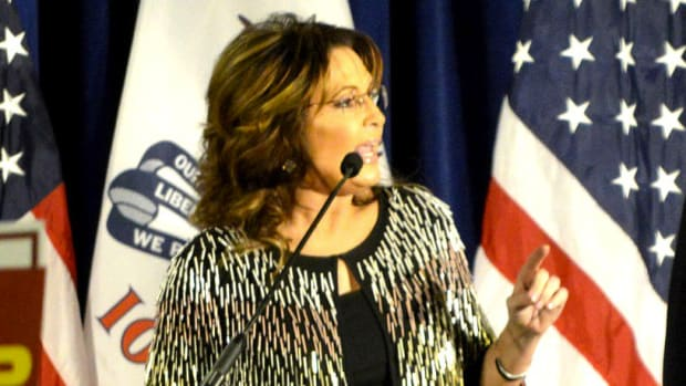 Sarah Palin May Star In TV Judge Show Promo Image