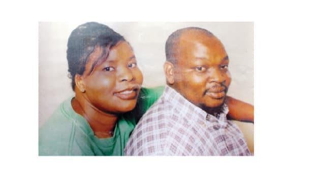 Josephine Mhlanga and Ndodana Chifamba.