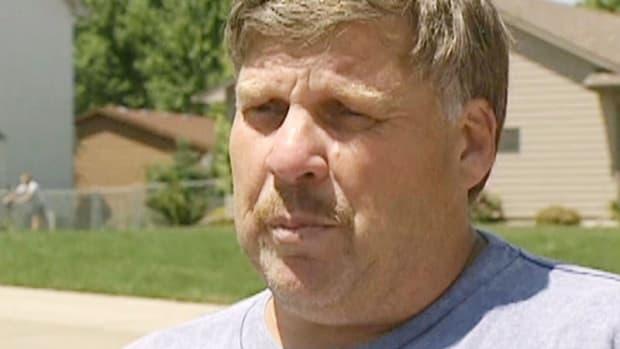 Former South Dakota Police Chief Russell Bertram.