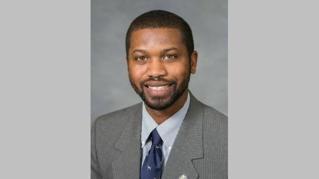 North Carolina State Rep. Cecil Brockman.