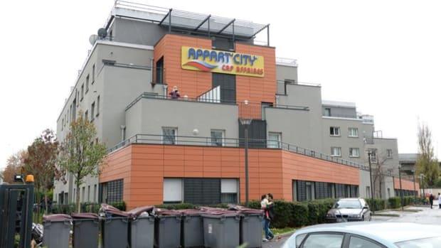 Appart'City Hotel, Paris