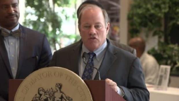 Detroit Mayor Mike Duggan.