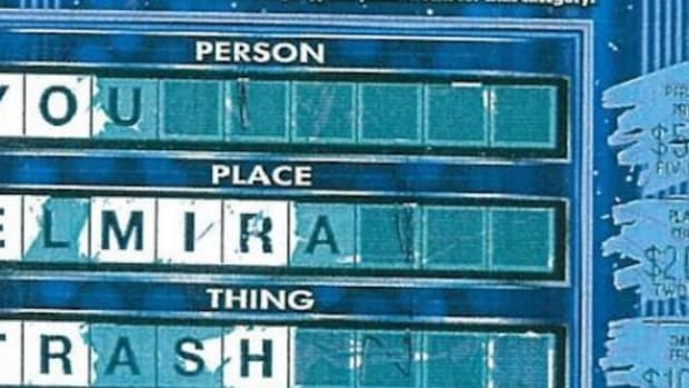 Man Sees Unexpected Message On Scratch-Off Lottery Ticket (Photos) Promo Image