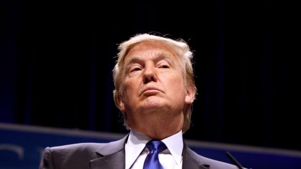 Donald J. Trump at CPAC 2011