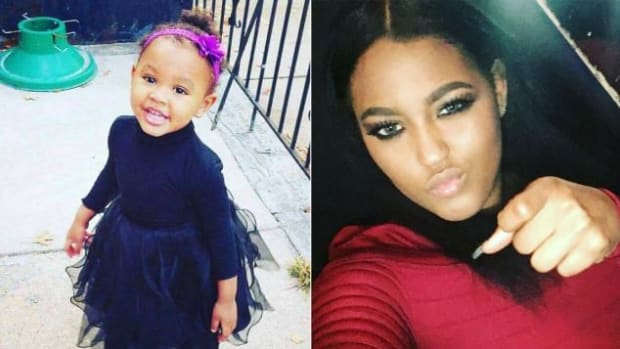 Mother Arrested After Fire Kills 2-Year-Old Promo Image
