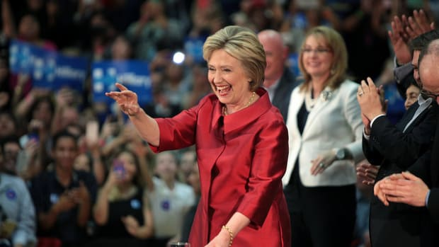 AP Delegate Count: Clinton Takes Democratic Nomination Promo Image