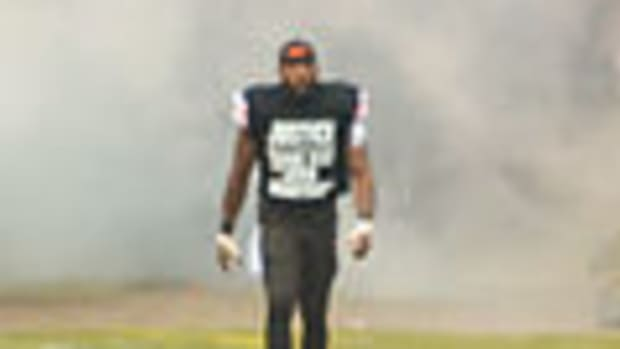 Tamir Rice Protest T-shirt worn by football player in December 2014