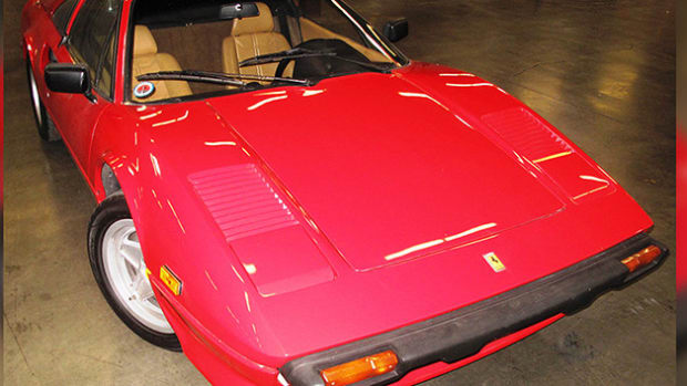 Stolen Ferrari Recovered After 28 Years Promo Image