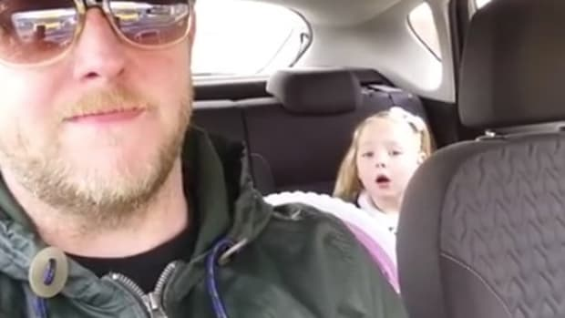 Dad Tells Daughter, 4, She Will Be A Nun (Video) Promo Image