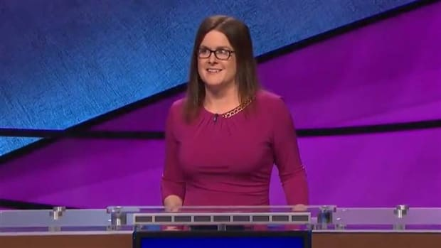 """Laura Ashby on """"Jeopardy."""""""