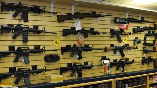 South Dakota School District Considers Arming Employees Promo Image