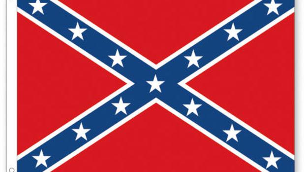 Confederate Flag.
