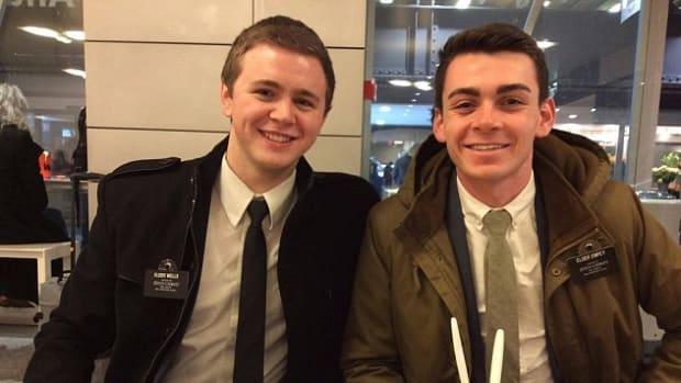 Utah Teen Injured In Brussels Survives Third Attack Promo Image