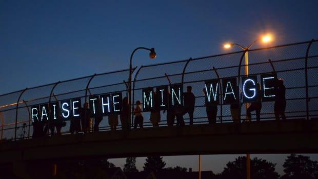 Governor Blocks Minimum Wage Hike, Gives Staff Raises Promo Image