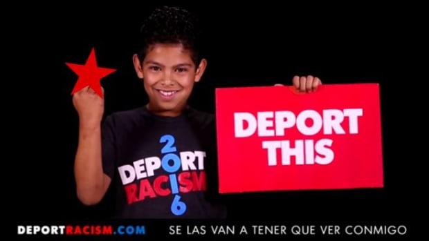 Deport Racism.