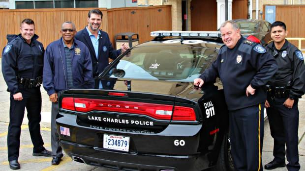 Lake Charles Police.