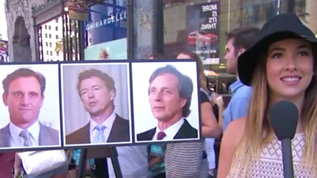 'Jimmy Kimmel Live' GOP Candidates.