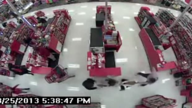 Target Sues Man Who Saved Teen Girl From Stabbing (Video) Promo Image