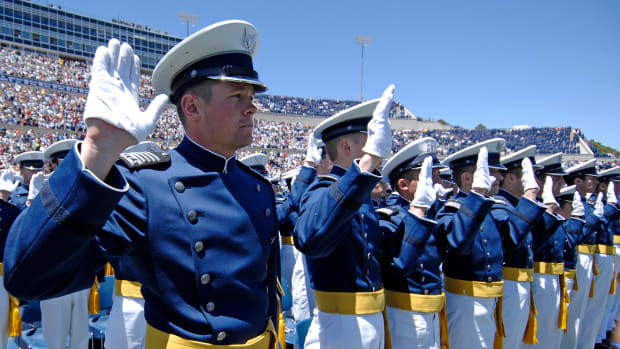 U.S. Air Force Academy.
