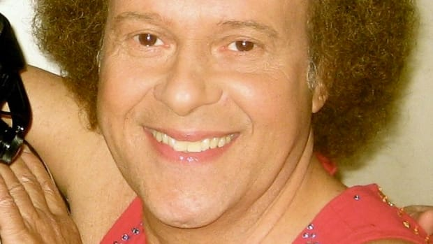 Richard Simmons Denies He's Transitioning To Female Promo Image