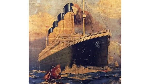 Amazing Titanic-Related Item Found  Promo Image