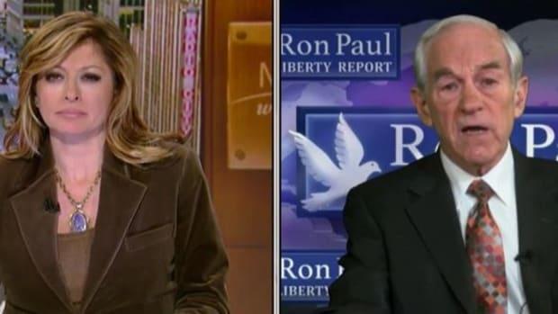 Ron Paul: Trump Wont Take Orders From GOP Establishment Promo Image