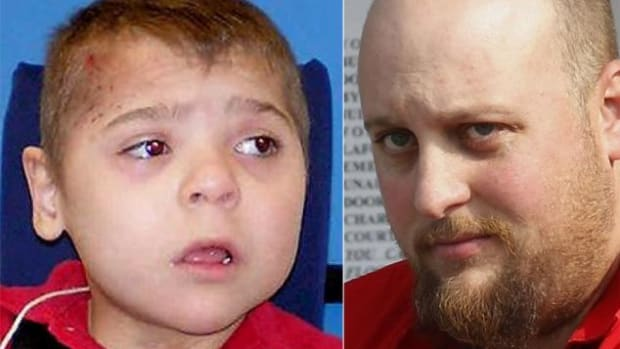 Dad Learns His Fate After Decapitating 7-Year-Old Son, Leaving His Head On Driveway Promo Image