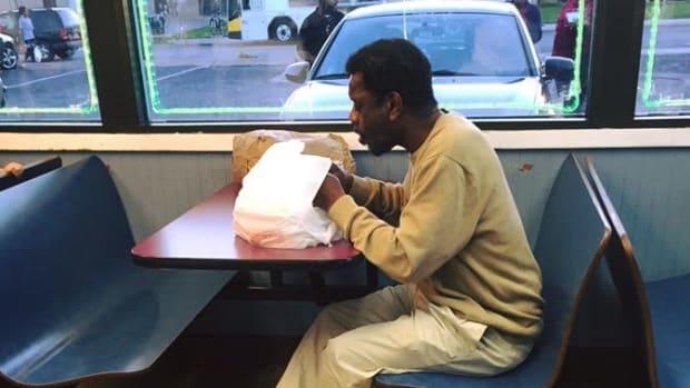 Homeless Man Makes Selfless Sacrifice, Gets Big Reward  Promo Image
