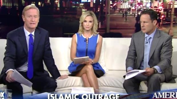 Fox And Friends Discuss A Muslim President.