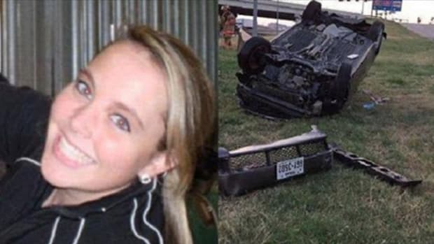Passerby Sees Woman Stuck Under Car After Car Accident, Opts To Take Advantage Promo Image