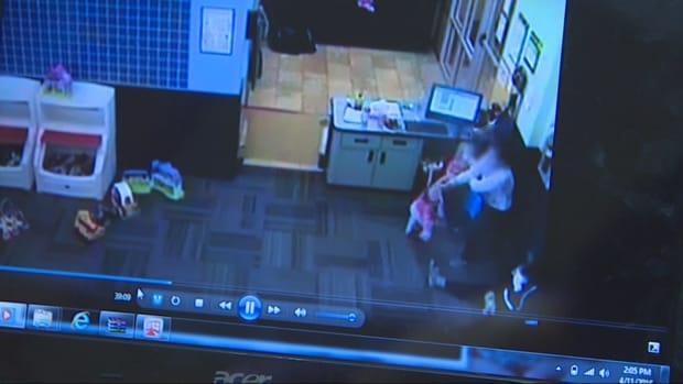 Daycare Worker Slaps Child On Snapchat (Video) Promo Image