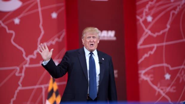 Donald trump speaks in Maryland