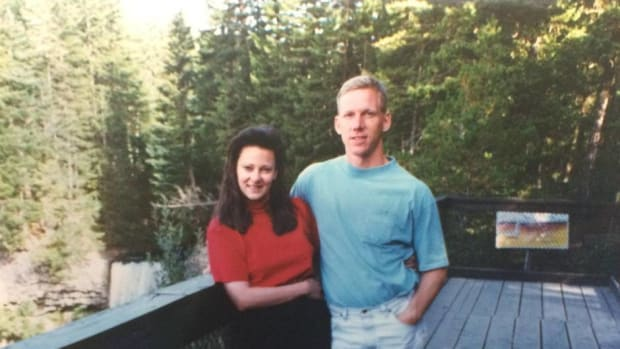 Patti and Dave Stevens.