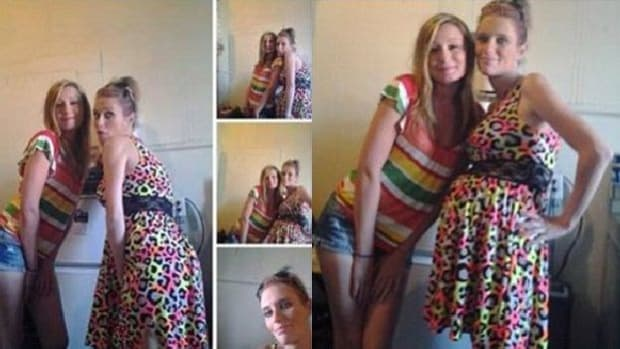 Here's The Selfie That Got This Pregnant Woman Arrested (Photos) Promo Image