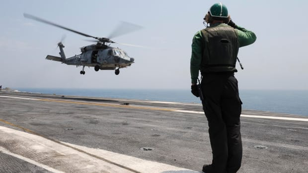 helicopter bound for syria and iraq