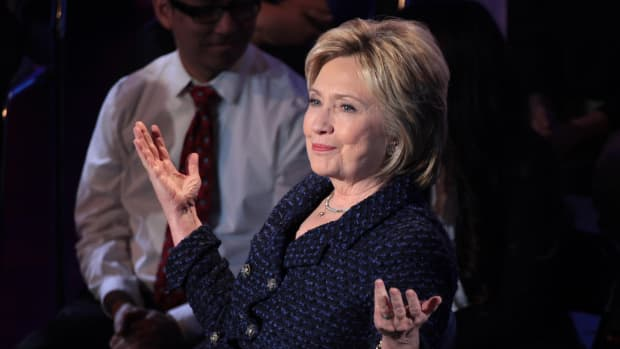 By Attacking Trump, Hillary Can't Lose Promo Image