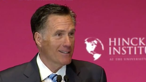 Romney Blasts Trump As 'A Fraud' In Speech (Video) Promo Image